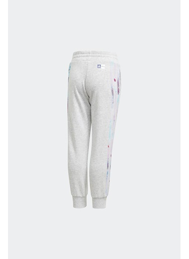 adidas Adidas Kız Çocuk Koşu - Yürüyüş Eşofman Altı Lg Dy Fro Pant Gt8166 Gri